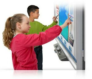 Interactive Smart Board Sbx800 And Smart Throw Projector Ux60 90 Days Warranty