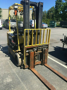 2007 Hyster E60z 33 Electric Forklift