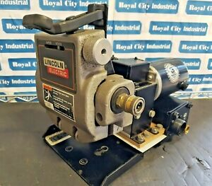 Lincoln Electric Pf10r Powerfeed 10 Robotic Wire Feeder