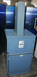 1 071 Cfm Donaldson Torit Dust Collector Dust Filtration Air Fume Collector
