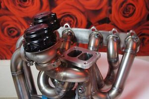 package T4 Twinscroll 2jz gte Exhaust Manifold