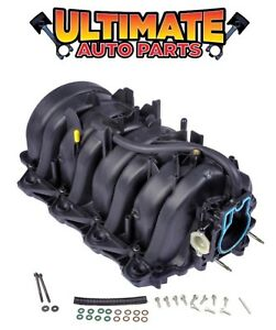 Intake Manifold W gaskets Hardware 6 0l For 02 06 Cadillac Escalade Ext