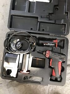 Ctsu561 Cl R Snap On 7 2v Cordless Screwdriver Battery Case And Charger Cts561