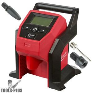 Milwaukee 2475 20 M12 Compact Tire Inflator Tool Only New