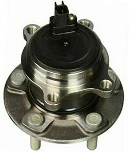 New Rear Wheel Bearing Hub Assembly For 12 18 Focus Non Automated Parking
