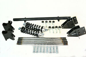 Bolt On Parallel 4 Link Suspension Kit With Coil Over Package Deluxe