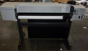 Hp Designjet 510 Ch337a 42 Large Format Inkjet Printer See Notes