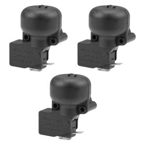 Tip Over Switch Ac 125v 250v 16a Anti Tilt Dump Switch For Patio Heaters 3pcs