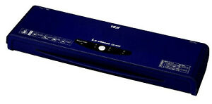 Marigold 13 4 roller Pro Thermal Laminator lv 400 hot cold only 1 Min Warmup