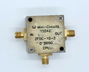 Mini circuits Zfdc 10 2 Directional Coupler 10 1000 Mhz