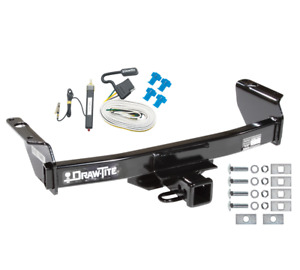 Trailer Tow Hitch For 04 11 Ford Ranger All Styles Receiver Wiring Harness Kit