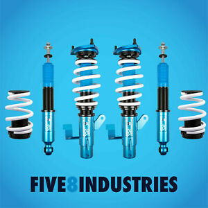 Five8 Industries For 10 13 Mazda 3 Including Mazdaspeed Adjustable Coilovers Kit