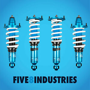 Five8 Industries For 89 05 Mazda Miata Nc Coilovers Height Adjustable Kits