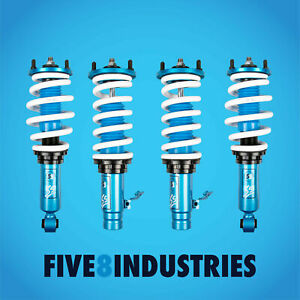 Five8 Industries For 97 01 Acura Integra Type R Dc2 Coilovers Height Adjustable