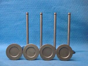 Ford 256 272 292 312 Intake Valve Set 015 Y Block 1954 1956 Usa Coae6507m