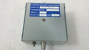 Verteq 1056560 1 Rf Impedance Matching Transformer System Box