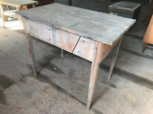Walnut Hepplewhite Drop Leaf Table In The Rough