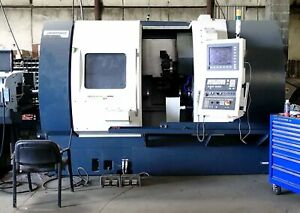 Johnford Sl 500a Cnc Turning Center Lathe 2018 4 Bar 35 Hp Live Tools 12