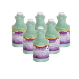 Paragon 7885 6 4 Lb Bottles Lime Magic Floss