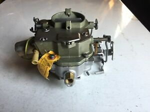 Vintage Holley Carburetor Rebuilt Fits Diplomat Caravelle Fifth Avenue 318 2bbl