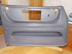 Rare Saab 900 Classic 3 Door Leather Door Cards Armrest And Top Leather