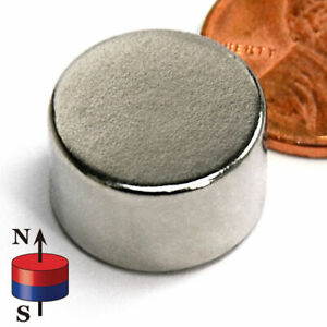 Multi Piece Size N35 Super Strong Neodymium Rare Earth Disc Magnets