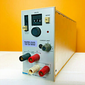 Tektronix Ps501 1 0 To 20 V 0 To 400 Ma Power Supply Plug in