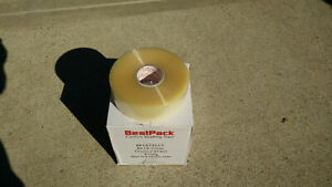 Heavy Duty Box Clear Shipping Packing Sealing Tape 2 8 1000 Yds 4 Pk Case Bp18