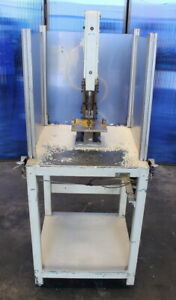 5 Ton Btm P5 hx1 5 P 150 Pneumatic Air Toggle Punch Press Insertion Assembly