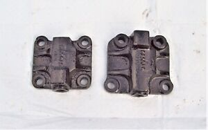 Dana 60 Front Axle U Bolt Mounting Plates Gmc Chevy K30 73 87 Info Up Shortly