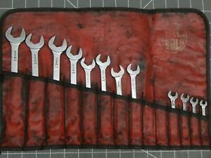 read Mac Metric Short Combination Wrench Set 11 Of 14pc 6mm 19mm 12pt 1 6pt