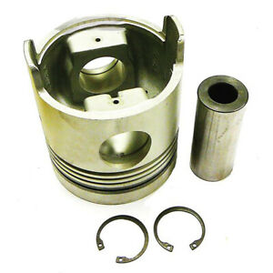 E7nn6108aa New Fits Ford Fits New Holland Tractor Standard Piston 4830 5030 555c