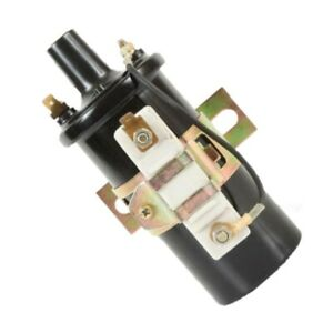 D4pe12029aa 6 Or 12 Volt Ignition Coil Fits Ford Tractor 8n 9n 2n 600 700 800