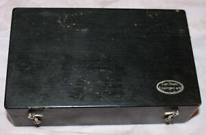 Mahr Millimess Bore Gage 07 16 Id Gauge Made In Germany
