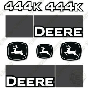 John Deere 544k Wheel Loader Decal Kit Equipment Decals 444 K