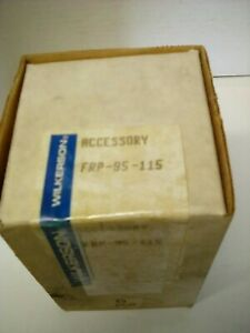 Wilkerson Filter Repair Kit Frp 95 115 Used On Models F26 Box Of 6 01 Micron Ty
