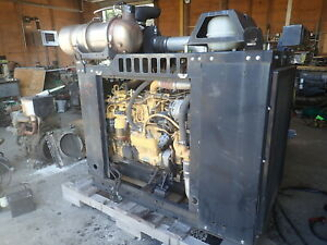 John Deere 6068hfc94 Power Unit Turbo Diesel Engine Runs Exc Hfc94 6068 6 8 T4i