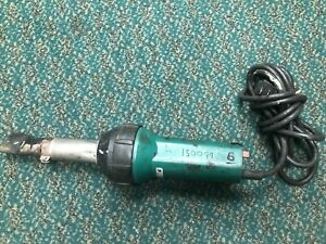 Leister Ch 6060 Sarnen Hot Air Blower Heat Gun Plastic Welder Roofing Heat Gun