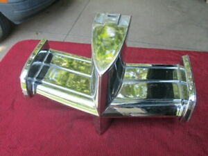 Vintage 1950 Lincoln Center Grill Piece Very Nice