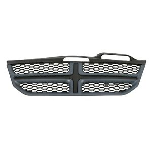 New For 2011 2018 Dodge Journey Painted Frame Honeycomb Insert Grille Ch1200361