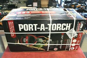 Mint Lincoln Electric Kh990 Port a torch Portable Kit sealed Free Shipping