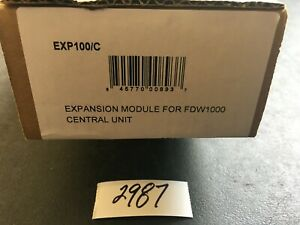 Comnet Exp100 c Expansion Interface Module New Sealed Box