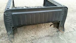 Truck Bed Pickup Box Crew Cab Utility Box Package 2005 2007 Titan Oem Scratches