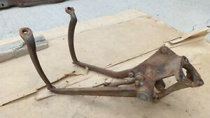 1940 Ford Clutch And Brake Pedal Assembly Original Coupe Sedan 1941 Pickup Panel