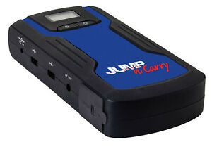 Clore Automotive Jump N Carry Jnc318 12 Volt Lithium Jump Starter And Power Su