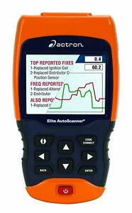 Actron Cp9690 Elite Autoscanner Kit Enhanced Obd I And Obd Ii Scan Tool For Al