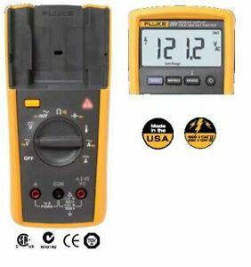 Fluke 233 Remote Display Multimeter Flk 233