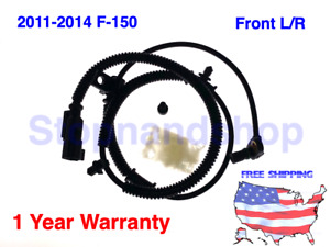 New Abs Wheel Speed Sensor For 2011 2014 Ford F 150 F150 Front Left Right