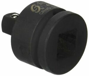 Sunex 5300 1 Inch Drive Impact Socket Extension Standard 4 Point Cr Mo