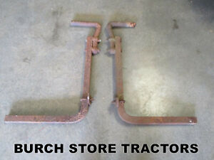 Farmall Rear Back Cultivator Tool Bars 140 130 Super A 100 Tractors